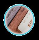 Dřevěné čipové karty