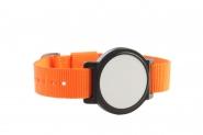 Čipový náramek Nylon Hitag1 - oranžový