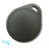 DUAL RFID Čipová klíčenka / MIFARE S50, EM4200 / NFC